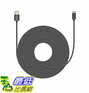 ^~美國直購^~ Mission Cables MC4B 連接線 黑色 20ft USB