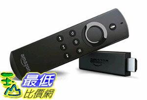 [105美國直購] (Certified Refurbished) Fire TV Stick with Voice Remote