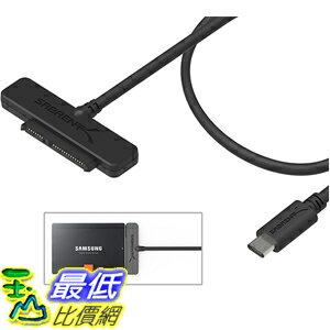[105美國直購] Sabrent USB 3.1 Type C to SSD / 2.5-Inch SATA Hard Drive Adapter(EC-HDSS)