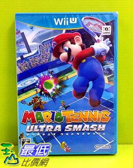 (刷卡價)   Wii U 瑪利歐網球 終極殺球 純日版