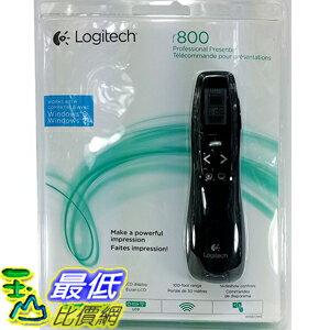 [美國直購] Logitech 羅技 R800 Professional Presenter Control With Green Laser Pointer 910-001350