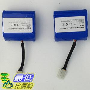[玉山最低比價網] Neato XV系列 機器人吸塵器4400mAh  專用鋰電池(一組2入)_CB4