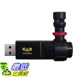 [美國直購] CAD Audio U9 麥克風 Condenser Microphone, Omni