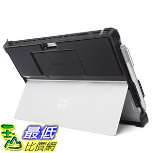 [美國直購] Kensington Black Belt 2nd Degree Rugged Case Microsoft Surface Pro 4 (K97443WW) 保護殼