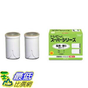 [東京直購] TORAY 東麗 STC-2J (STC.J 2入) 淨水器濾心 ST.2 SX.2 SX2J SX.202 SX3 SX7 SX7J SX8 SX8J SX8