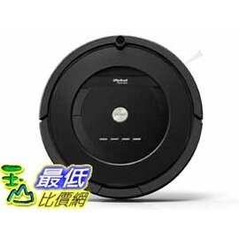 [鋰電池壽命可達6年] (套餐七不含虛擬塔遙控器) iRobot Roomba 885 (附原廠鋰電池) 吸塵器 送濾網6片+三腳邊刷3支