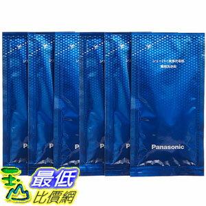 [東京直購] Panasonic ES-4L06A 6包 電動刮鬍刀 清潔充電器 專用清潔劑 適用ES-LV94/LV74/ELV9/ELV8/ELV7/LT72/LV92/LV82/LV72_o59