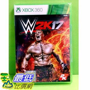 (現金價)  XBOX 360 WWE 2K17 激爆職業摔角 17 亞版英文版