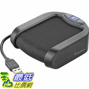 [美國直購] Plantronics P420 揚聲器 擴音器 PC用  Calisto Portable USB Speaker Phone