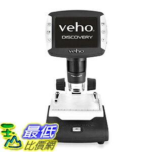 [美國直購] Veho VMS-005-LCD Discovery Microscopes Standalone USB Microscope with x1200 Magnification 顯微鏡