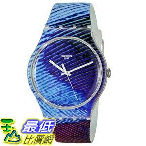 [美國直購] Swatch Men's SUOK113 Analog Display Quartz Multi-Color Watch 手錶