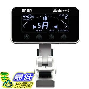 [東京直購] KORG 調音器 調音夾 AW-3G WH 白色 PitchHawk-G 夾式調音器