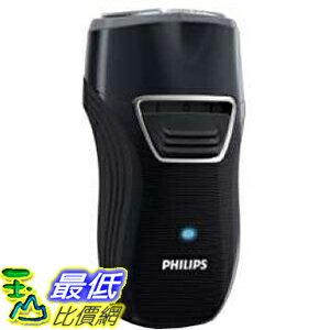 [東京直購] [AC100-240V] PHILIPS 飛利浦 PQ217 充電旋轉式 刮鬍刀 黑 _BC1520897