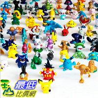 Pokemon:精靈寶可夢到[美國直購] 神奇寶貝 精靈寶可夢周邊 Generic 1 Complete Set 144pcsPokemon Pokemon Action Figures (144 Piece)