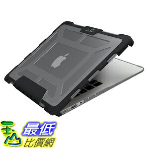 [美國直購] URBAN ARMOR GEAR 軍規 UAG-MBA13-A1466-ASH 保護殼 MacBook Air 13吋 Composite [ASH] Laptop Case