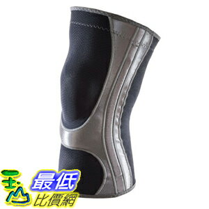 [美國直購] Mueller Sports 59912 護膝 Medicine Hg80 Knee Support, Black, Medium (膝圍14-16吋)