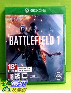 (現金價) 初回版 XBOX ONE 戰地風雲 1 Battlefield 1 亞版中文版