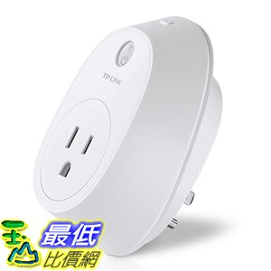 [美國直購] TP-LINK HS110 節能插座 Smart Plug w/ Energy Monitoring, Works with Amazon Echo Alexa