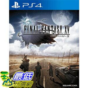 (刷卡價) 預購2016/9/30 PS4 Final Fantasy XV 太空戰士 15 純日版 通常版  初回特典付