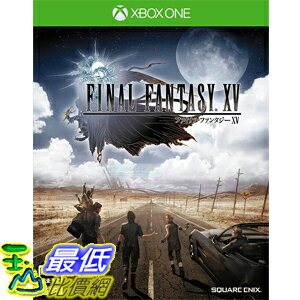 (刷卡價) 預購2016/11/29 Xbox One  Final Fantasy XV 太空戰士 15 純日版 通常版  初回特典付