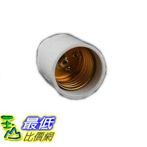 _% [玉山最低比價網] 全新 LED 轉換燈座 GU10-E27 燈頭轉換 節能 省電 (171353_L201)