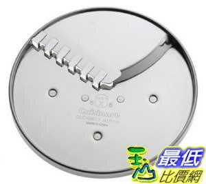 [美國直購 Shop USA] Cuisinart 蔬菜水果處理器 DLC-036TXAMZ 6-by-6mm Fruit, Vegetable and French Fry Disc, Fits 14-Cup Processor $1340