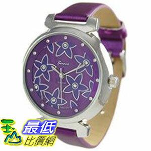[美國直購 ShopUSA] Geneva 手錶 Platinum 2103.Purple (Women's) _mr$865