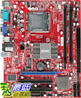 [美國直購 Shop USA] MSI 主機板 G31TM-P21 LGA 775 Intel G31 Micro ATX Intel Motherboard - Retail $2310