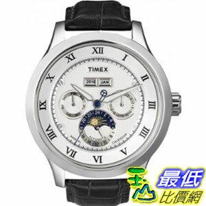 [美國直購 ShopUSA] Timex 手錶 SL Series Automatic Leather Strap White Dial Men's watch #T2N294