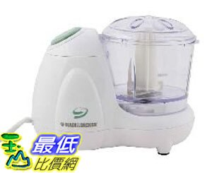 [美國直購] (中國適用220V食物切片機) Black & Decker SC300 Mini Food Chopper Processor Slicer (220 Volts) NOT for USA/CANADA $1459