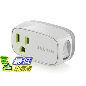 [玉山最低比價網] 美國進口 貝爾金 Belkin Conserve Power Switch 省電開關單孔插座 ( 單孔 插座 開關 待機電力 )  $598