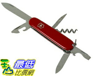 [美國直購 ShopUSA] 瑞士軍刀 Victorinox Swiss Army Knife Spartan (Red) $759