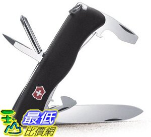 [美國直購 ShopUSA] 瑞士軍刀 Victorinox Swiss Army Centurion Pocket Knife (Black) $1334