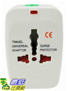 [玉山最低比價網] 萬用插頭 插座 轉接頭 商務 自助旅行 含保險絲 (19044_WC12) $78