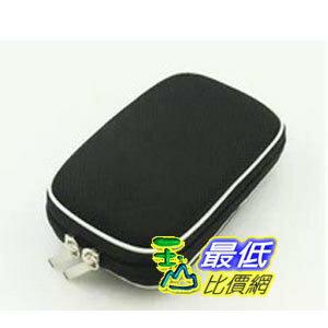 [玉山最低比價網] 立體 時尚 腰掛/頸掛式 兩用 硬殼卡片機包  (36222_L402) $50