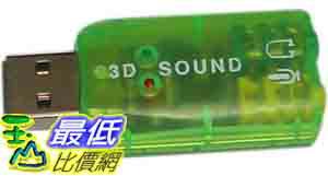 _a@[玉山最低比價網] USB 2.0 5.1聲道 3D音效卡 支援 EAX 2.0/A3D/AC-3/ 虛擬5. 1聲道(20193_L313) d $37