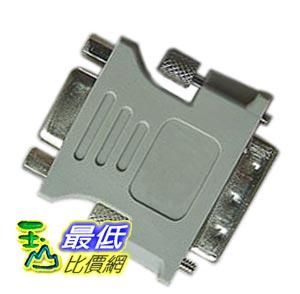 _B@[玉山最低比價網 有現貨] 螢幕 DVI-I(24+5PIN) D-SUB VGA 轉接頭 轉換頭 (12035_e11) d
