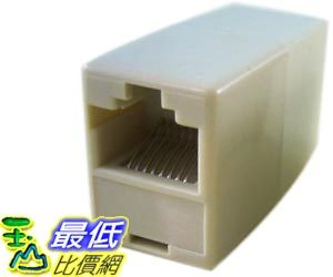 _B@[玉山最低比價網] RJ45 8P8C 網路線 延長插座/轉接頭 1母轉1母 方便好使用 (10045_e19) $9