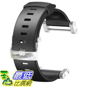 [美國直購 ShopUSA] Suunto 錶帶 Core Wrist-Top Computer Watch Replacement Strap (Flat Black)  $2398