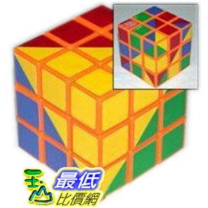 [玉山最低比價網] 小丸號魔方-簡裝三階魔方-超難四色方塊 新品特買 (dmf012_HB04)