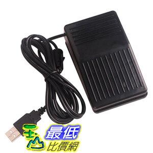 [玉山最低比價網]  USB 1.1 多功能 腳踏板 免驅動程序 遊戲 儀器測試 (201579_H015)  $289