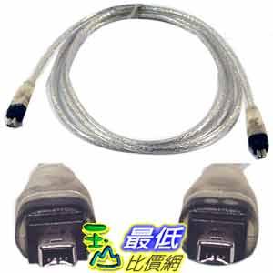 [玉山最低比價網] 140 公分 Firewire IEEE 1394 4   4 pin 公頭 銀色線材 (12007_Qb03) d $19