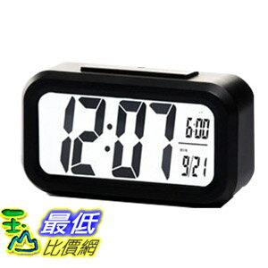 [玉山最低比價網]  LCD超大螢幕鬧鐘 LCD屏顯貪睡聰明鐘 顏色隨機 dly333_X995(Y34) $289