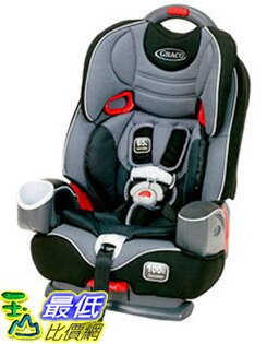 [美國代購] 汽車安全椅 服務 Graco - Nautilus 3-in-1 Multi-Use Car Seat, Bravo $9990