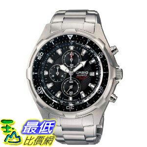 [美國直購 ShopUSA] Casio 手錶 Men's AMW330D-1AV Dive Chronograph Stainless Steel Watch