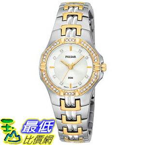 [美國直購 ShopUSA] Pulsar 手錶 Crystal PTC388 Womens Watch$4018