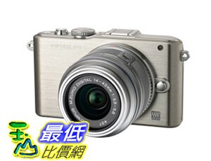 [玉山最低比價網A] Olympus E-PL3(KIT14-42)數位相機 黑 白 銀 $20936