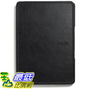 [美國直購 ShopUSA]  Kindle 皮套 Leather Cover, Black   $1898