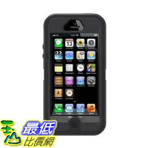 [美國直購 ShopUSA] OtterBox 保護殼 77-22108 Black Defender Series Case for iPhone 5 - Retail Packaging