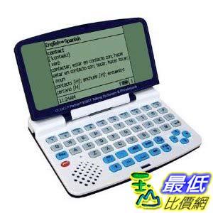 [美國直購ShopUSA] 牛津字典口語翻譯機(28萬種常用辭彙) Ectaco 500AL Oxford Multi-Language  Translator$ 6598